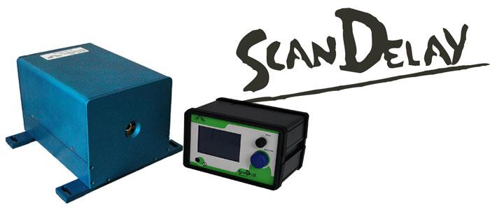APE ScanDelay Optical Delay System - Coherent Scientific
