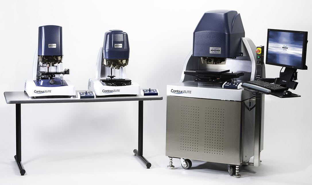 Bruker Contour Elite 3D Optical Microscope