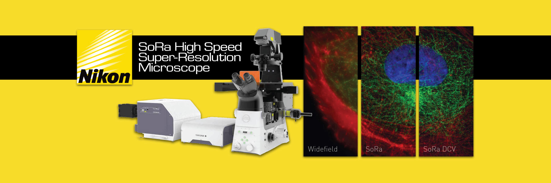 SORA High Speed Microscope