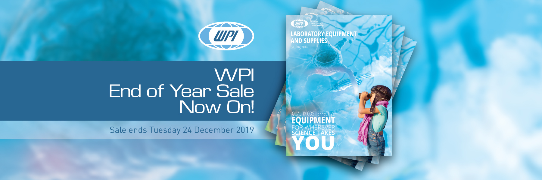 WPI End of Year Sale Now On