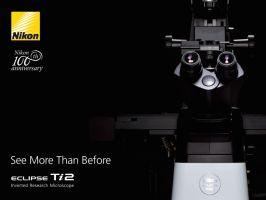 Nikon Eclipse Ti2-E Inverted Research Microscope - Coherent