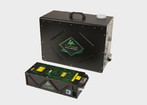 Quantel EverGreen Double Pulse Laser (70-200mJ)