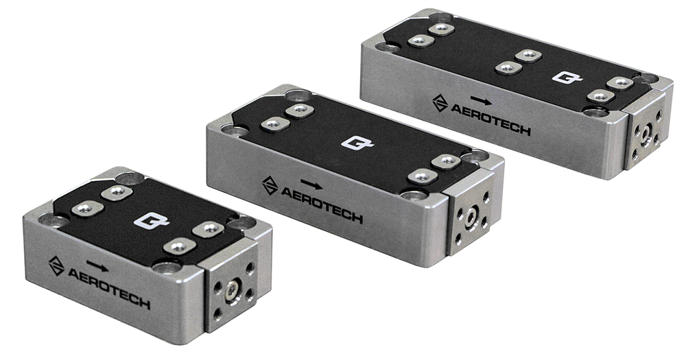 Aerotech QNPHD Series Single-Axis, High-Dynamic Piezo Nanopositioning Stages