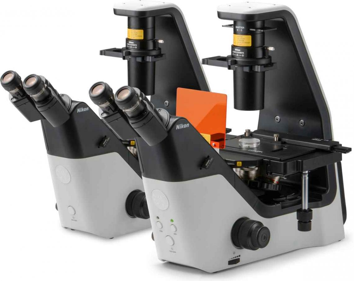 Nikon Eclipse Ts2 Inverted Routine Microscope - Coherent