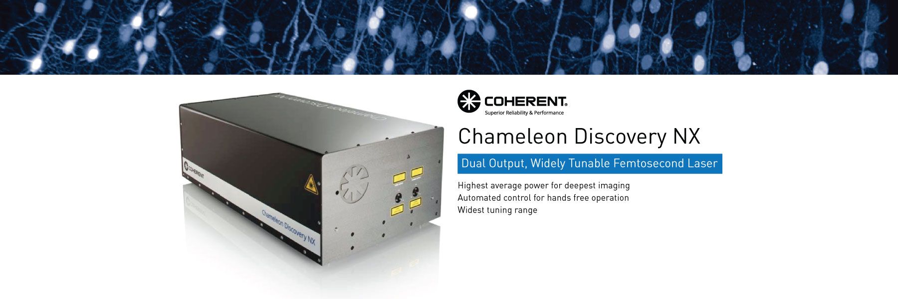 Chameleon Discovery NX